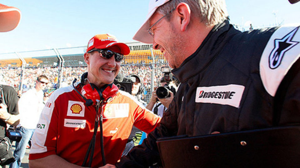 F1: Schumacher Would Have Driven Third Ferrari: Manager
