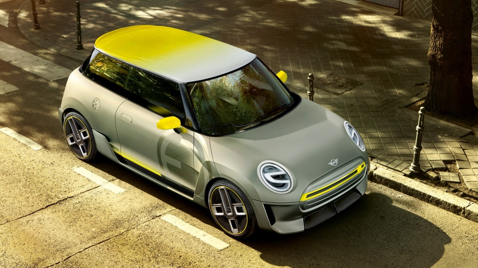 Mini Electric Concept.