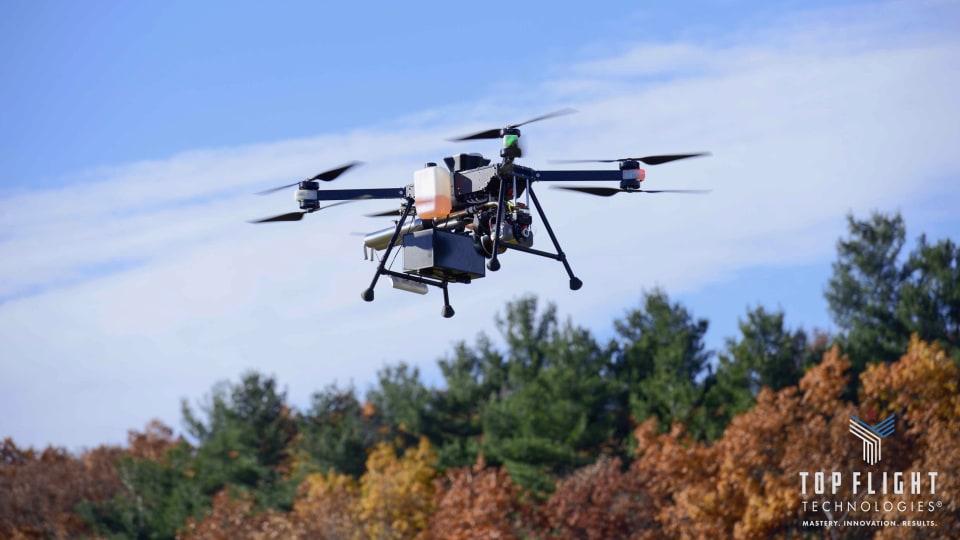 Hyundai invests in drones