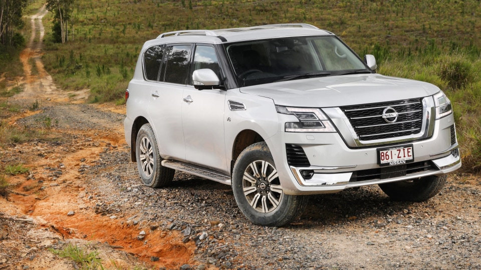 Nissan Patrol V8 demand continues to surge as Aussies holiday at home