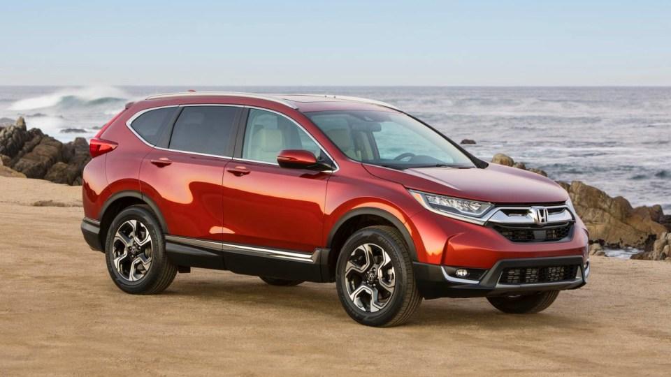 Honda Confirms 5 and 7 Seats, Turbo Engine For 2017 CR-V