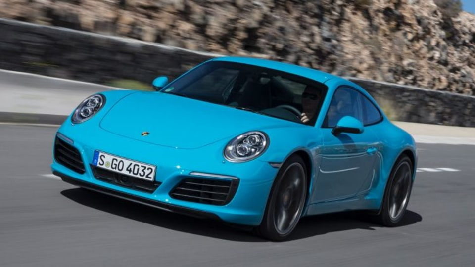 The Federal Government pockets more cash than Porsche Cars Australia from the sale of a 911.