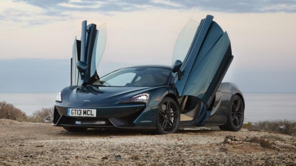 McLaren has confirmed it will build more model variations of its Sport Series, including the recently revealed McLaren 570GT.