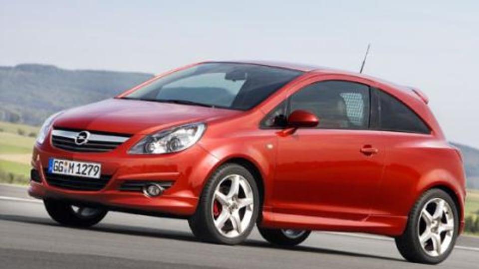Vauxhall Corsa SRi - will it be the next HSV?