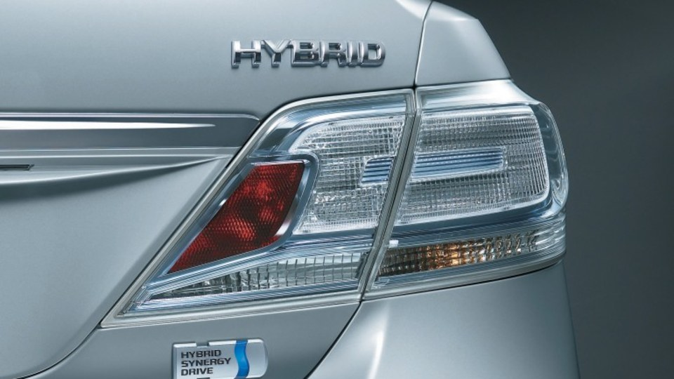 2010 Toyota Camry Hybrid (Asian Market)