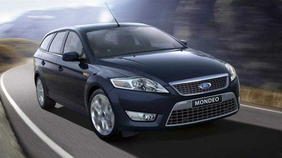 2010 Ford Mondeo Diesel Wagon Coming In Third Quarter