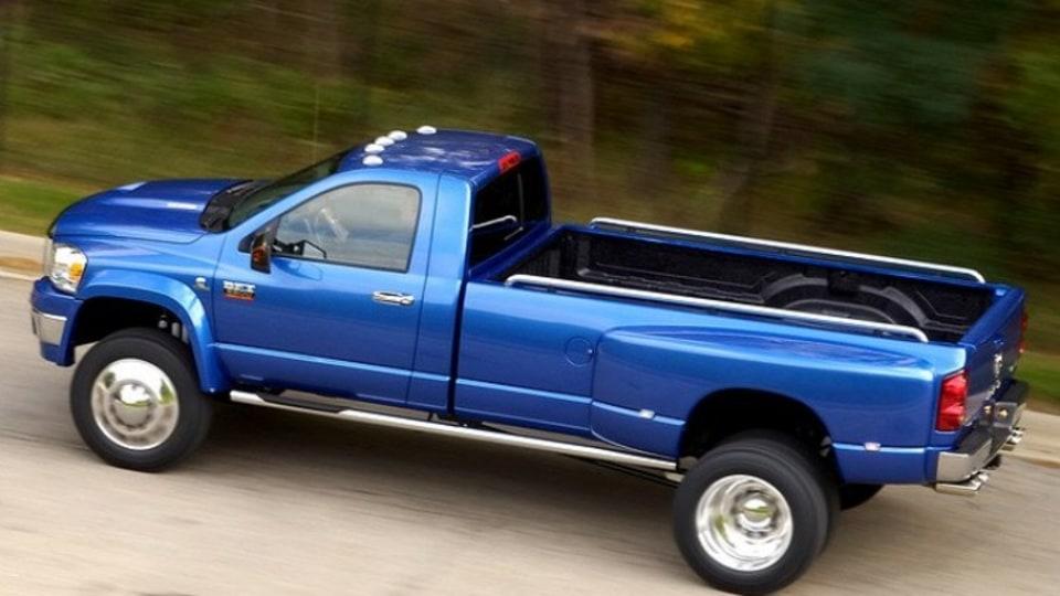 Dodge Ram BFT