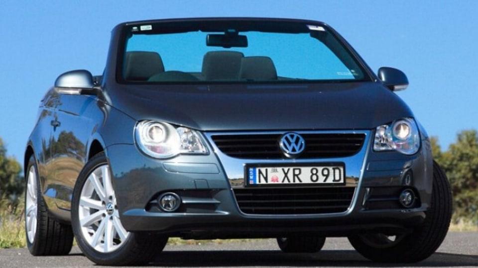 2008 Volkswagen Eos TDI