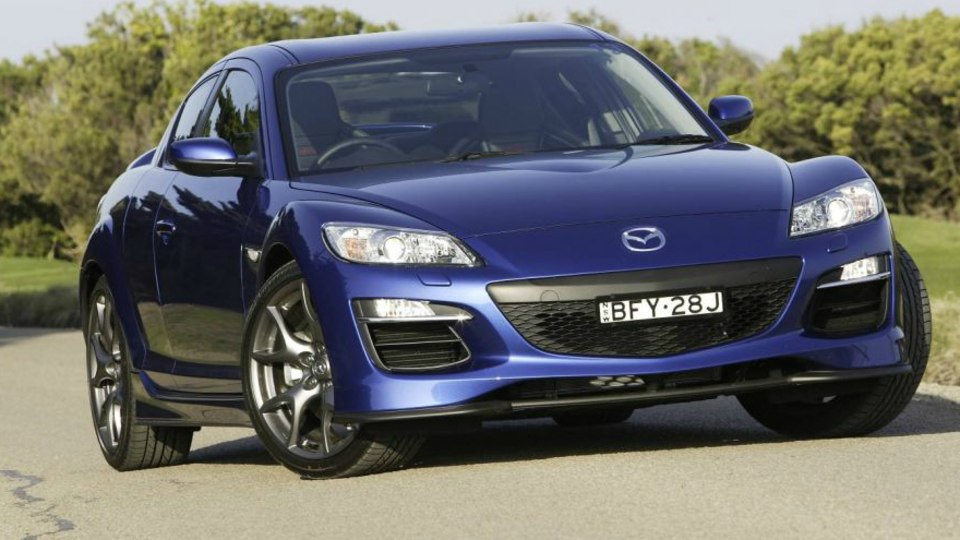 Mazda RX-8 Recalled For Fuel Pump Problems