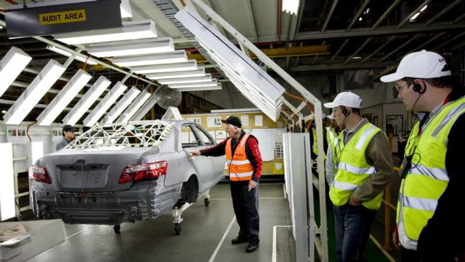 Toyota Announces 350 Compulsory Redundancies At Altona Manufacturing Plant