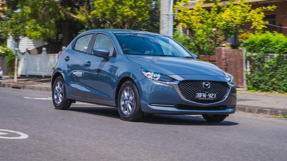2020 Mazda 2 review: G15 Pure auto
