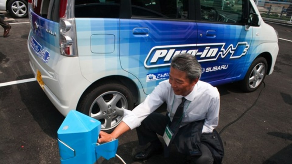 Better Place To Establish Electric Car Network In Canberra