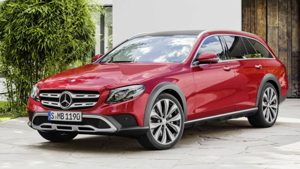 2018 Mercedes-Benz E-Class All-Terrain - Price And Features For Australia