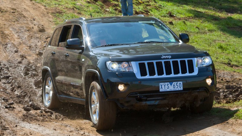 2011 Jeep Grand Cherokee Nears Its Australian Debut