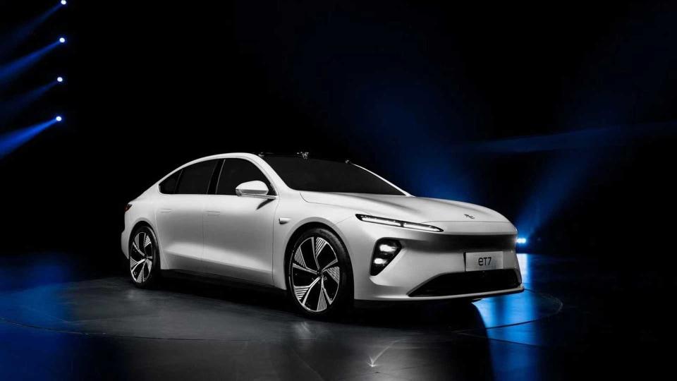 2022 Nio ET7 sedan: Chinese brand unveils flagship EV
