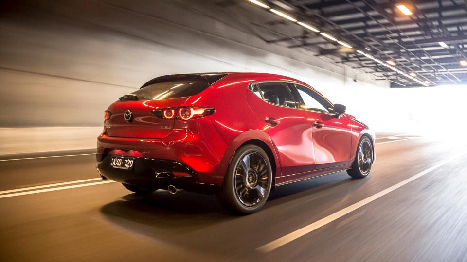 Mazda 3 2019 Range Review