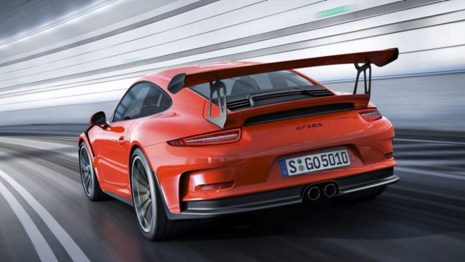 2017 Porsche 911 GT2 coming