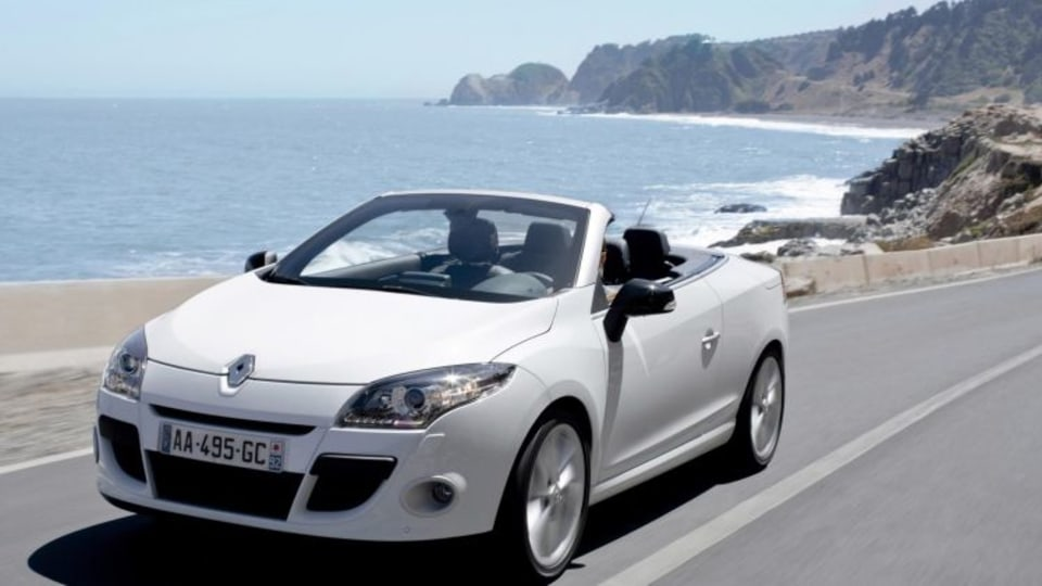 She says, he says: Renault Megane Coupe-Cabriolet