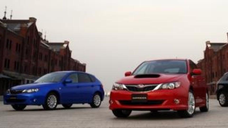 Subaru annouces pricing for new Impreza range