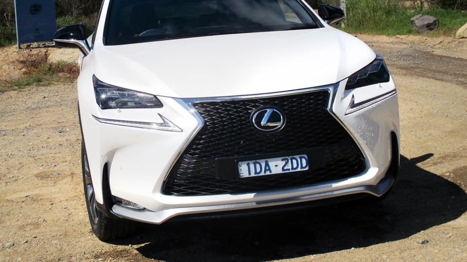 2015 Lexus NX 200t Review: A Sharper, Faster, Much Better NX