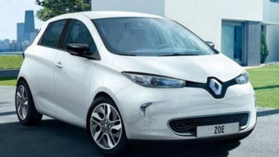 Renault Zoe now a reality for Oz