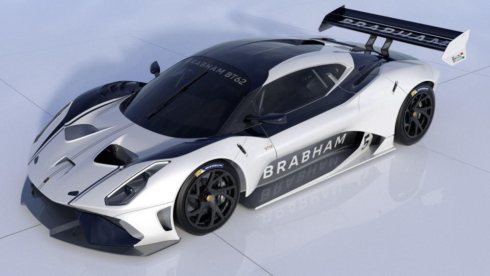 Brabham BT62.