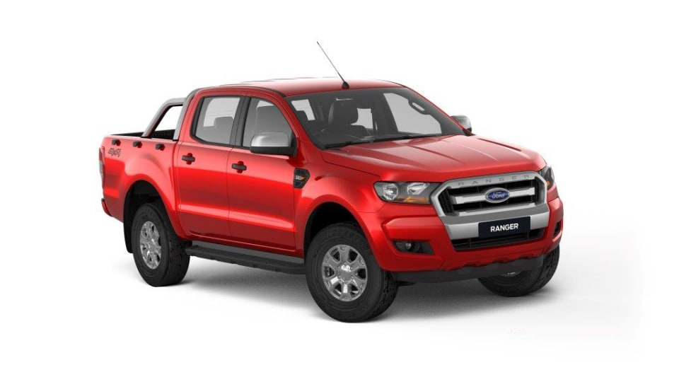 Ford Ranger XLS Special Edition Arrives To Topple HiLux Dominance