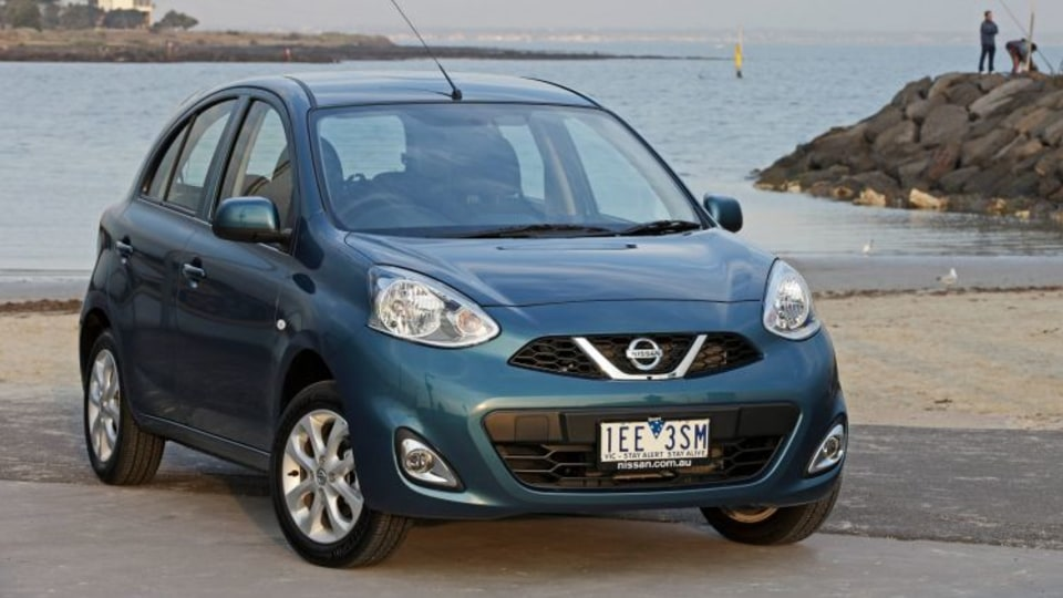 Axed: The Nissan Micra.