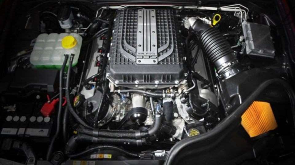 FPV's New Supercharged V8