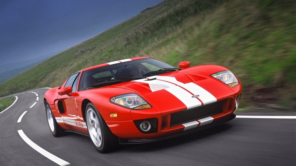 Ford is reportedly set to reveal a successor to the GT supercar at the 2015 Detroit motor show.