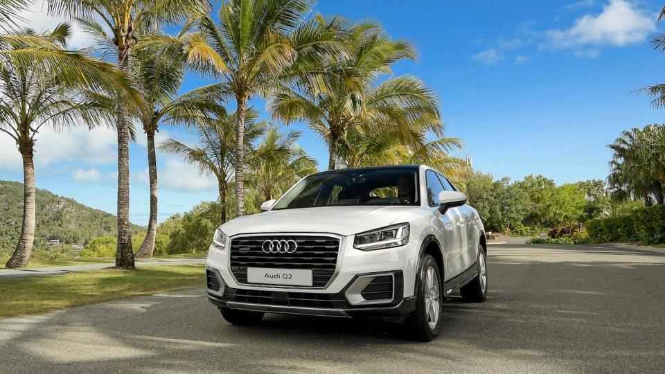 2017 Audi Q2 Makes Australian Debut Ahead Of Launch