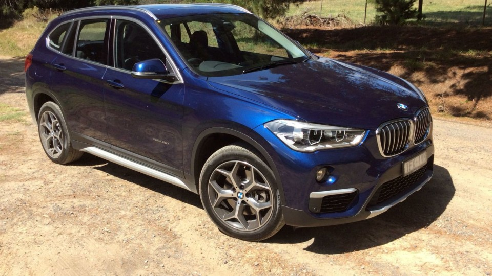2016 BMW X1 sDrive20i REVIEW – You Can't Argue With Progress