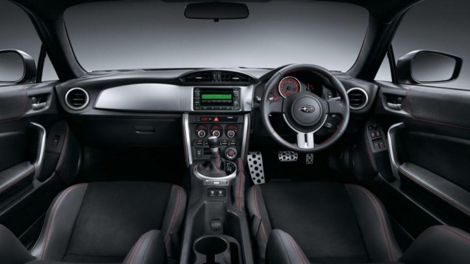 Subaru BRZ. Photo:Joshua Dowling