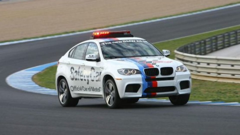 MotoGP To Feature BMW X6 M Safety Car