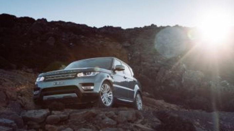 The ultimate family hauler: Range Rover Sport HSE Dynamic.