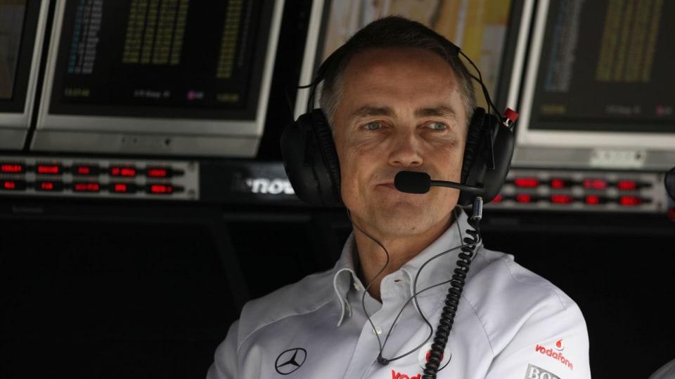 F1: Whitmarsh Named McLaren Group CEO, Ferrari Slamming Alonso-Massa Rift Reports