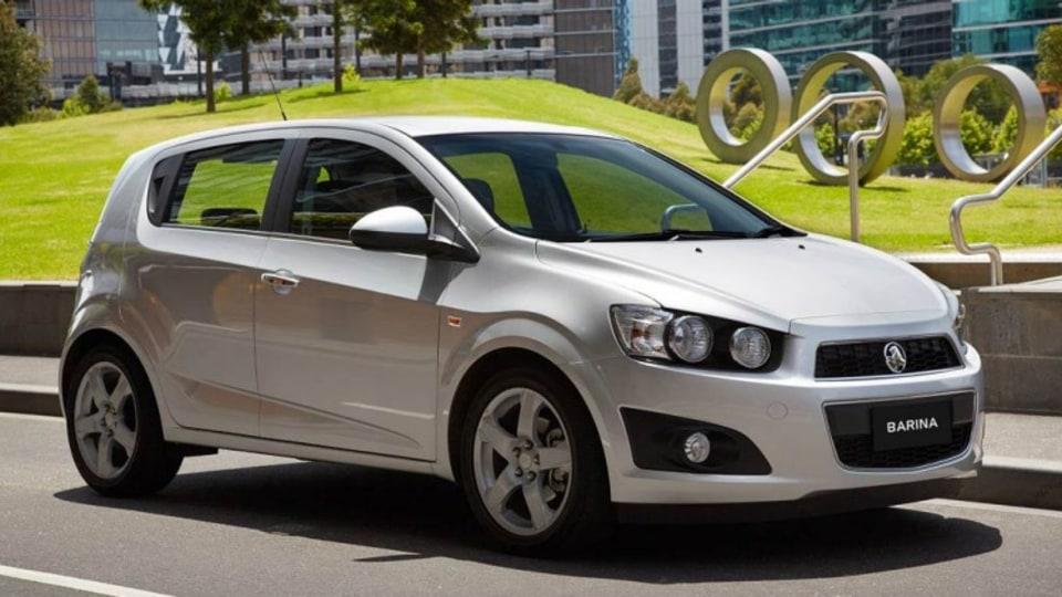 Holden Barina CDX