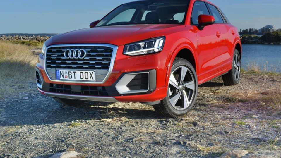 2017 Audi Q2 TDI Quattro Sport Review | High Price Overrides Small SUV's Redeeming Qualities
