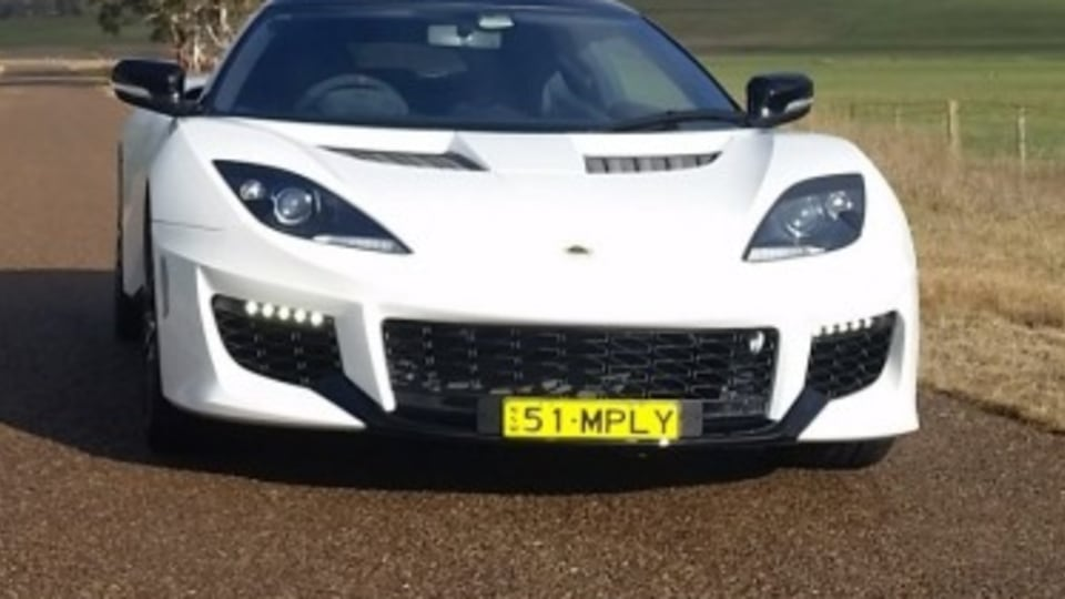 New era for Lotus Australia