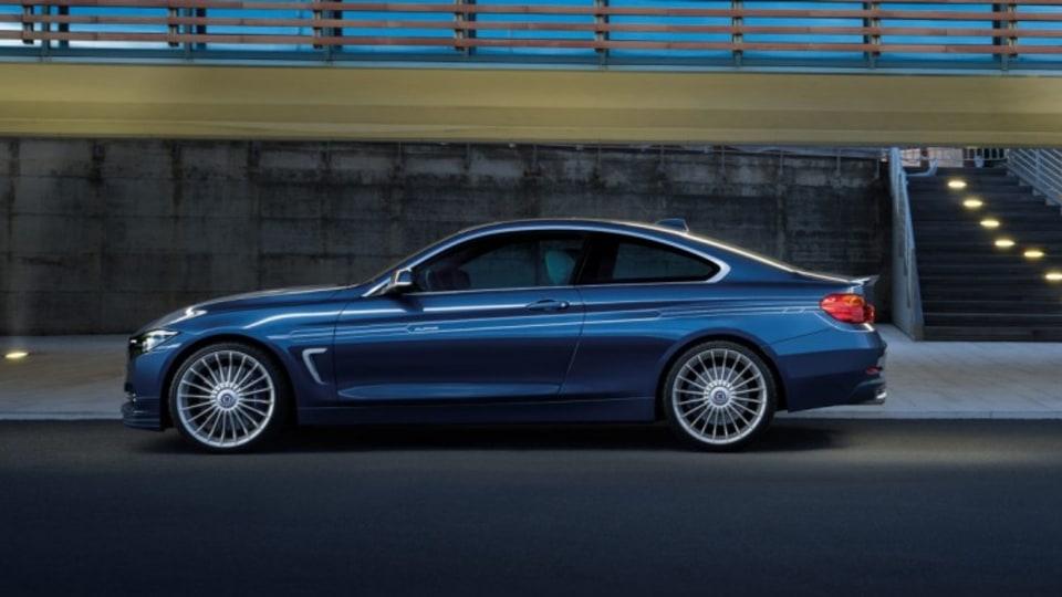 BMW Alpina B4 Bi-Turbo.