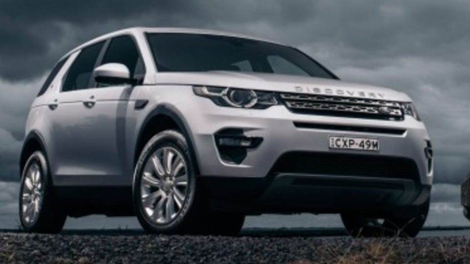 Land Rover Discovery Sport SE SD4 review