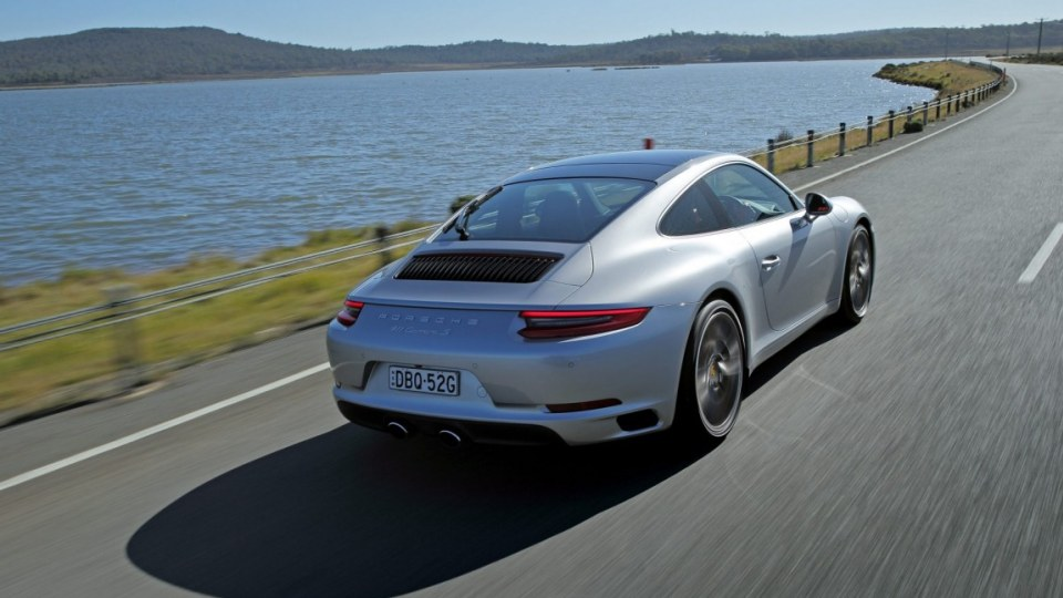 Porsche's new 911 Carrera is powered by turbocharged engine for the first time.