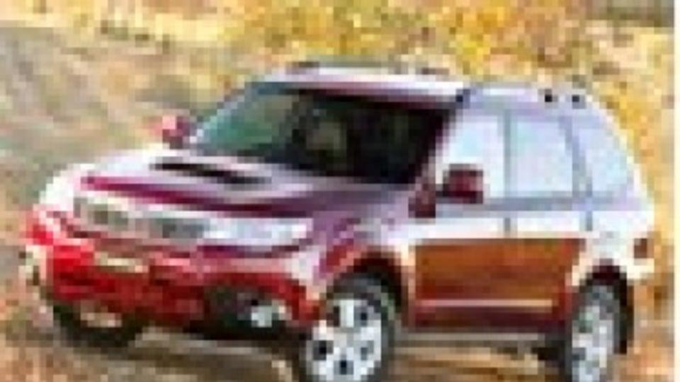 Subaru Forester 2.0D Premium