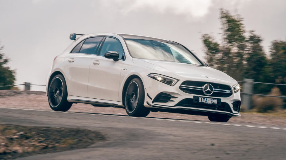 2020 Mercedes-AMG A35 review