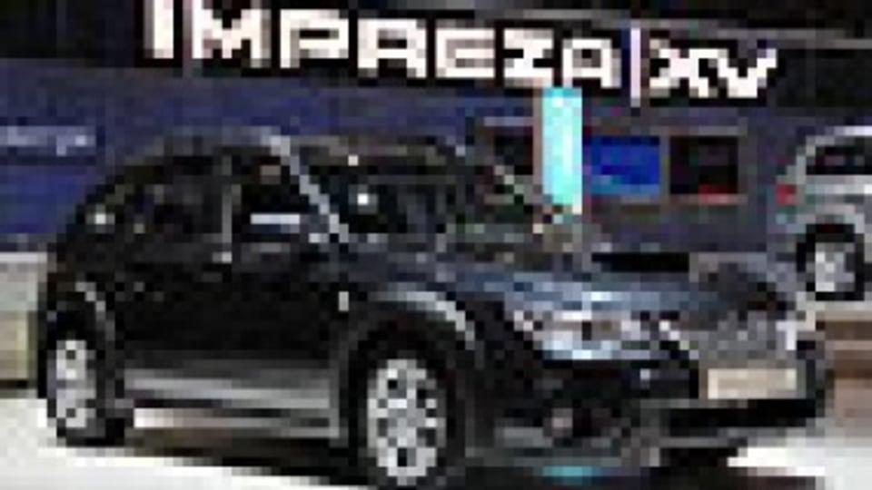 New: Subaru XV crossover
