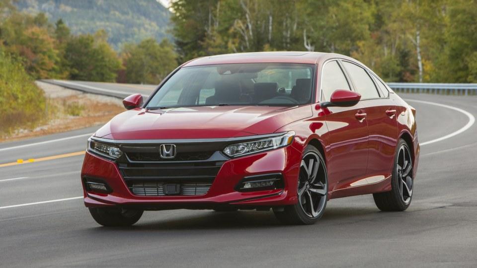 Honda confirms Accord sedan for 2019 debut
