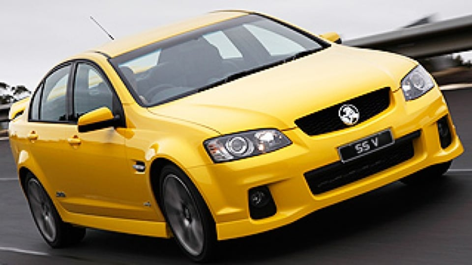 Holden Commodore SS V Series 2