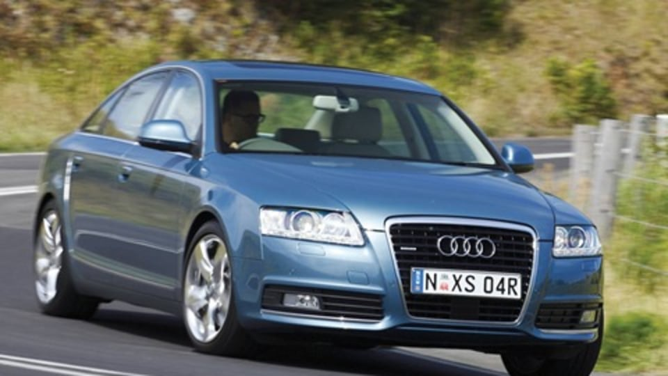 Audi A6 Australian Details And Pricing