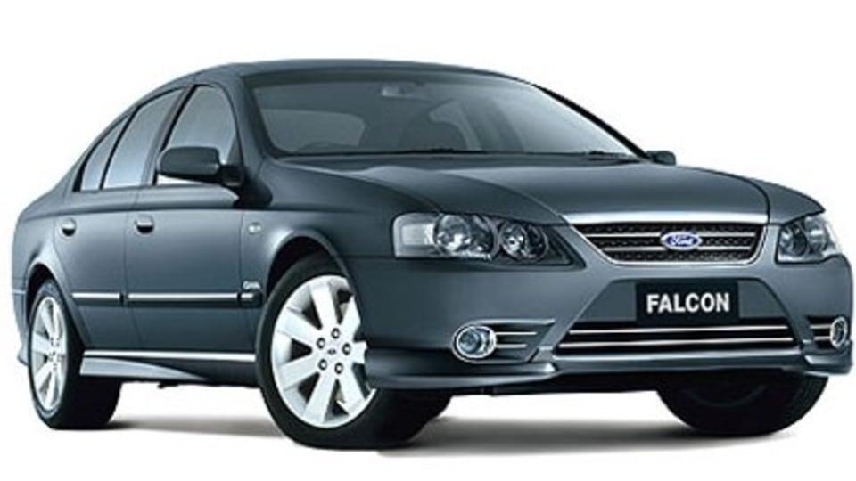 2008 Ford Falcon Orion