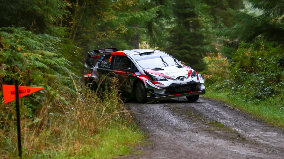 WRC: Ott Tanak.